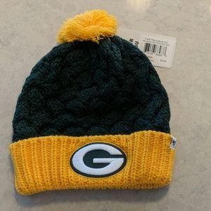 Green Bay Packers Matterhorn knit Hat